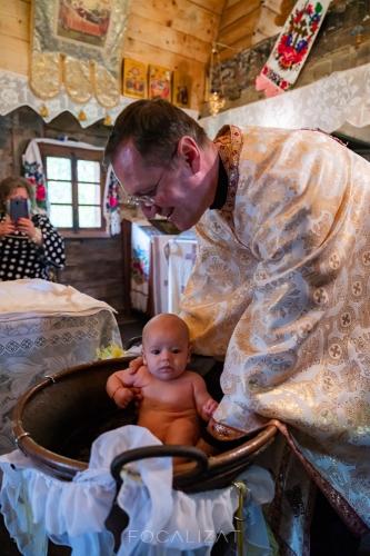 Botezul lui Markus Rafael