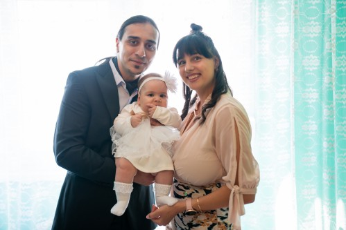 Botez Sandra Leticia
