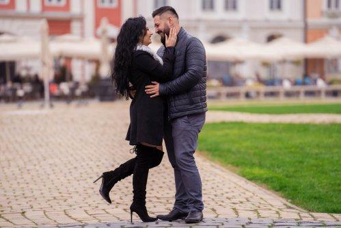 Album sedinta foto Cerere în căsătorie Mădălin & Ionela