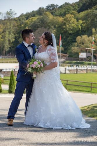 Nuntă Zoltan și Sara